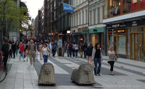 populär fnask fantasi i Stockholm
