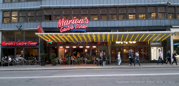 Marions Gastro diner, Bowling and american cusines