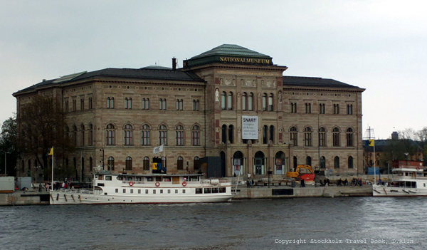 Nationalmuseum. Stockholm. Sweden.